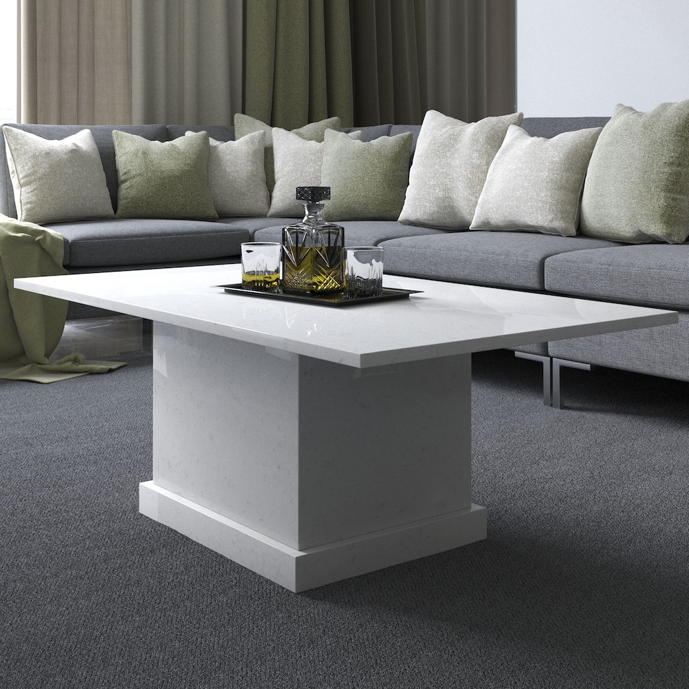 Legato Stone Dining Table by Steve Bristow Furniture
